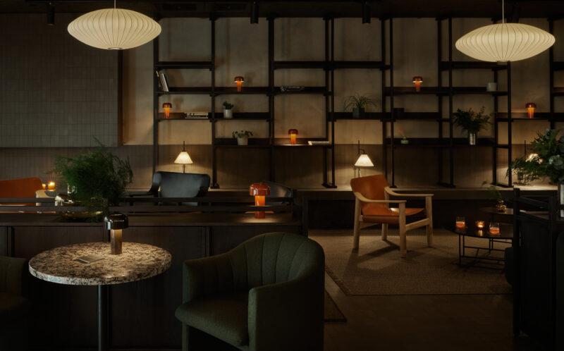 Lounge & Bar SUO ravintolat Helsinki VALO Hotel